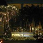 Amari at night