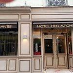 Hotel des Archives Foto