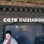 Cafe Nyatapola in Putan
