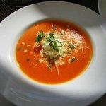 Томматный суп