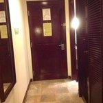 entrada de la habitacion (foto1/9)