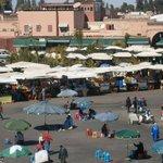 Marrakesh (from balcony restaurant)