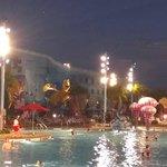 Main Pool --- aka The Landing