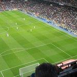 Durante Real Madrid x Levante