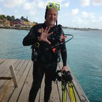 Diving the House Reef
