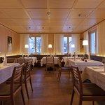 Restaurant im Wälder hof rmit der Haubenküche