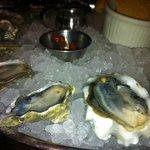 Glacier Bay oysters