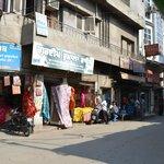 Streets of Amritsar.