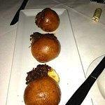 Crossings - Oxtail Sliders - aioli, brioche by Executive Chef Lalo Sanchez - photo by My D