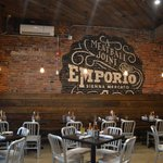 Emporio (1st Floor) Dining Room