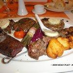 - Assiette Mix-grill -