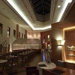 club lounge view 2