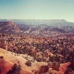 Short distance from  Ruby's Inn - Beautify Bryce Canyon