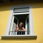 finestra della camera..si riparte :(