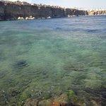 Lovely warm sea! Dreams Beach :)