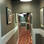 Hall Way to Rooms