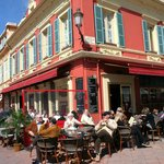 Cours Saleya Bistrot Le Flore