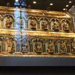 Хранилище   мощей Святых волхвов –  Кельнский Собор