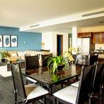 The apartment at Los Altos