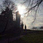 Люцерн, крепостная стена