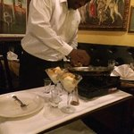 Amazing Bananas Foster - big enough for 4