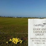 Edda Huzid Golfacademy, reservations on the range