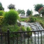 Miniature Golf Waterfalls