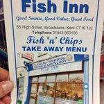 Fish Inn resmi