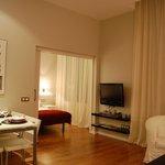 Salón Comfort Apartment 1 habitación