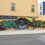 An other nice piece seen during Bushwick & graffitis tour.