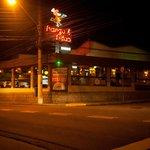 Faixada do Bar e Restaurante