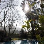 Piscinas exteriores y jardines