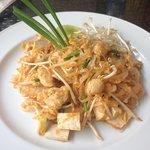 Wonderful Pad Thai!