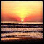 Sunset - Jaco Beach