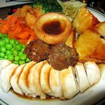 3 course Sunday Roast