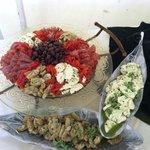 Farm Wedding Catering 2013
