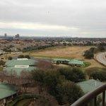 Dallas in the horizon