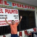 EL PULPITO RESTAURANT Outdoor seating