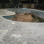 Pool on campgrounds