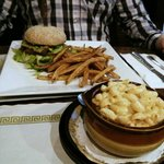 Crock Pot Vegan Mac n Cheese and Eggplant Sandwich