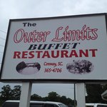 Outer Limits sign