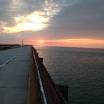 Seven Mile Sunset 2014