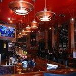 Bisbee's Table...bar area