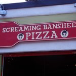 Screaming Banshee Pizza