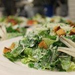 Romaine Heart Caesar Salad
