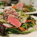 Asian Tuna Salad
