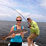 2 Castaway Fishing Redfish Charters