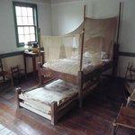 Old Cajun bedroom for children