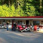 Biker Friendly Motel.