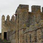 Aguzaderas Castle in El Coronil